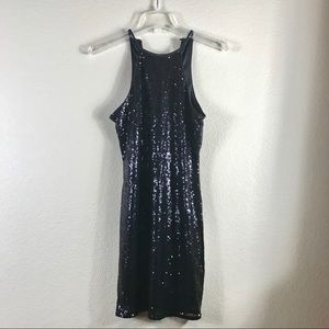 One clothing sequin dress Sz. Small